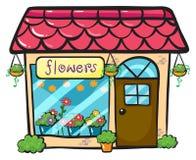 Магазин цветка Стоковая Фотография