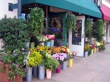 магазин цветка Стоковые Фото