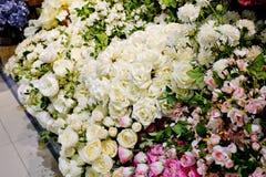 Магазин цветков Стоковая Фотография
