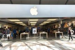 Магазин Apple Стоковая Фотография RF