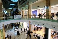 Магазин Cloppenburg взгляда украдкой в торговом центре AFI Cotroceni, Бухаресте Стоковая Фотография RF