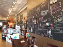 Магазин Coffe стоковые фотографии rf