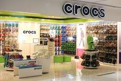 Магазин Crocs Стоковая Фотография