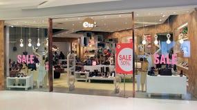Магазин Ete в Гонконге Стоковая Фотография RF