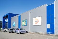 Магазин Formido в Vierspolders, Нидерландах Стоковые Фото