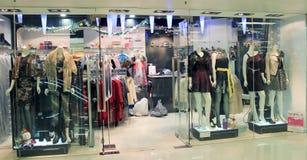 Магазин g и Ange в Гонконге Стоковое Изображение