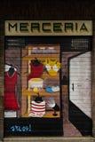 Магазин Haberdashery Стоковые Изображения