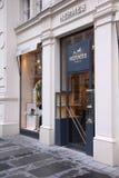 Магазин Hermes Стоковое Изображение RF