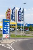 Магазин IKEA Берлина стоковое фото