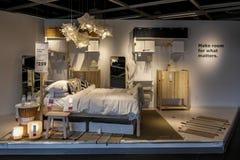Магазин IKEA США Далласа Стоковое Изображение