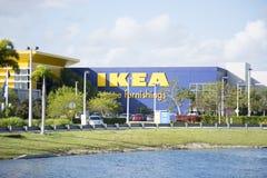 Магазин Ikea Стоковое Фото