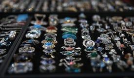 магазин jewellery Стоковое Изображение