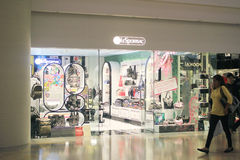 Магазин Lesportsac в Гонконге Стоковое Фото