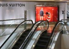 Магазин Louis Vuitton Стоковое Фото