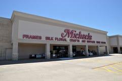 Магазин Michaels. Стоковое фото RF