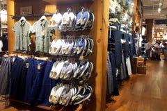 Магазин Muji в фарфоре Стоковая Фотография RF