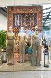 Магазин NICH на Emquatier, Бангкоке, Таиланде, 29-ое сентября 2017 Стоковая Фотография RF