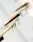 магазин opticians дисплея Стоковая Фотография RF