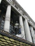 магазин oxfort входа отдела стиля Арт Деко Стоковое фото RF