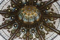 магазин paris layette купола детали отдела Стоковые Фотографии RF
