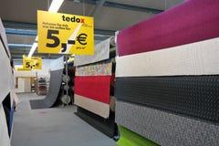 Магазин Tedox внутрь Стоковая Фотография RF