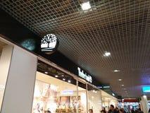 Магазин Timberland Стоковые Фото