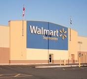 Магазин Walmart Стоковые Фото