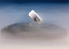 Магнитная левитация Стоковая Фотография