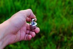 Магнитный обтекатель втулки непоседы Стоковое Фото