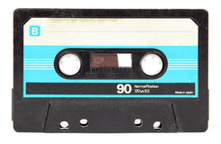 Магнитофонная кассета стоковая фотография