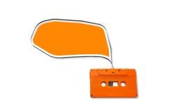 Магнитофонная кассета Стоковое Изображение RF