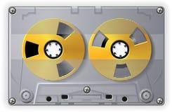 магнитофонная кассета Стоковые Изображения