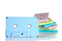 Магнитофонная кассета Стоковые Фото