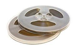 магнитофонные кассеты старые Стоковая Фотография
