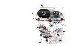 магнитофонные кассеты Стоковые Изображения RF