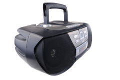 Магнитофон радио Стоковые Изображения