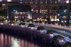 Майами Brickell стоковое изображение rf