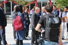 Майк Bloomberg Стоковые Фотографии RF
