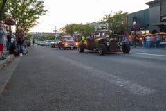 Майна ` автомобиля d, классическая выставка автомобиля Стоковые Изображения RF