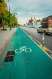 Майна велосипеда Бангкока Стоковое Изображение RF