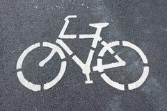 Майна велосипеда для безопасности Стоковая Фотография