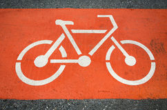 Майна велосипеда Стоковые Фотографии RF