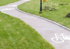 Майна велосипеда Стоковая Фотография