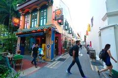 Майна Сингапур хаджей Стоковое Изображение