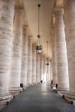 Майна столбцов Ватикана Стоковая Фотография