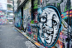 Майна Hosier - Мельбурн Стоковые Изображения