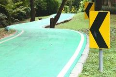 Майны велосипеда в парке Wachirabenchathat Стоковые Изображения