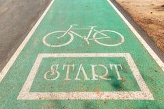 Майны велосипеда Стоковые Изображения RF