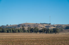 Майор держателя на Dookie около Shepparton, Австралии Стоковая Фотография