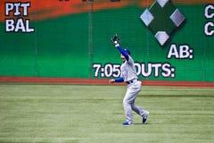 майор лиги kosuke fukudome бейсбола Стоковые Фото